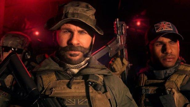 Auf Captain Price als neuen Operator aus Season 4 von Call of Duty müssen wir noch eine Weile warten.