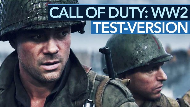 Call of Duty: WW2 - Test-Version im Video: Was liefert der Weltkriegs-Shooter?