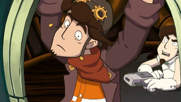 Chaos auf Deponia Teaser-Trailer