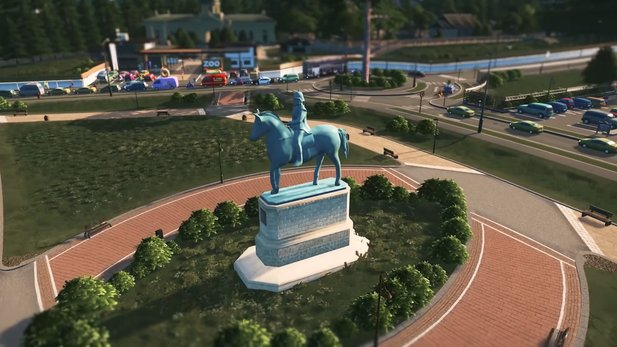 Cities: Skylines - Launch-Trailer zum Parklife-DLC
