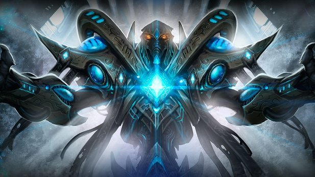 Community-Event zu Starcraft 2 - Wir spielen den Archon-Modus (Teil 1: GameStar vs. Youtube)