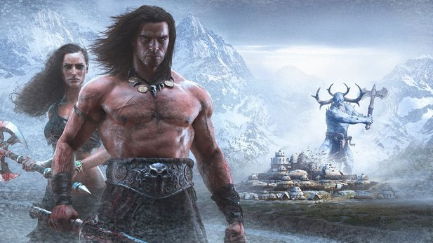 Conan Exiles - Gameplay-Trailer zum Gratis-Update The Frozen North