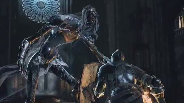 Dark Souls 3 - Gameplay-Trailer mit Kämpfen