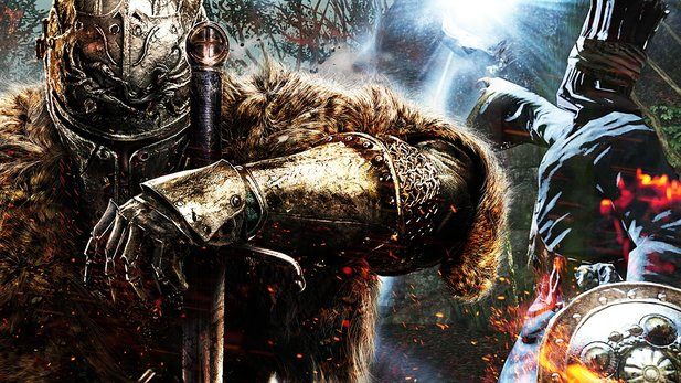 Test-Video von Dark Souls 2