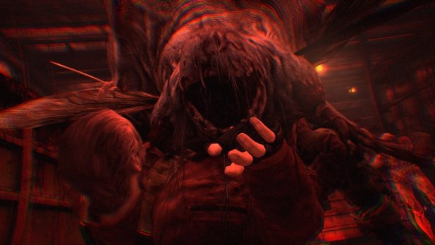 Das beste Monster in Resident Evil: Revelations 2