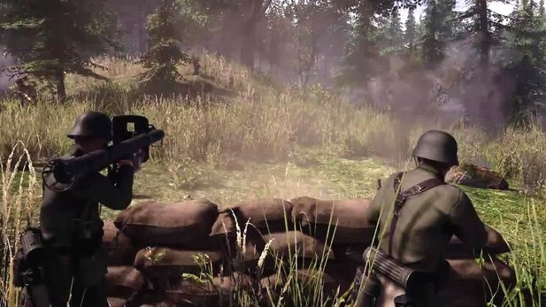 Days of War - Kickstarter-Trailer zum Weltkriegs-Shooter