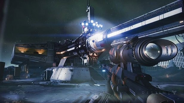 Destiny - Video mit Gameplay zur PlayStation-4-Ankündigung
