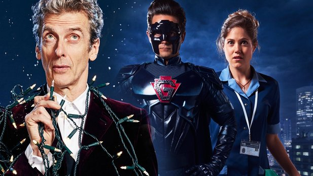 Was taugt das Doctor Who Weihnachtsspecial 2016?