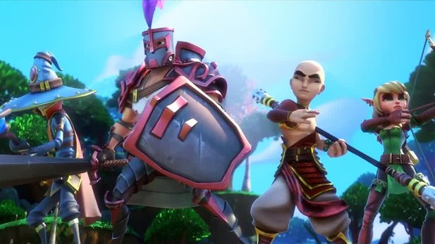 Dungeon Defender 2 - Launch-Trailer zum Start der Early-Access-Phase