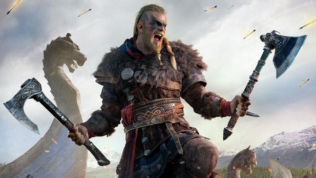 After the first trailer for AC: Valhalla disappointed many fans, real gameplay could follow in July.