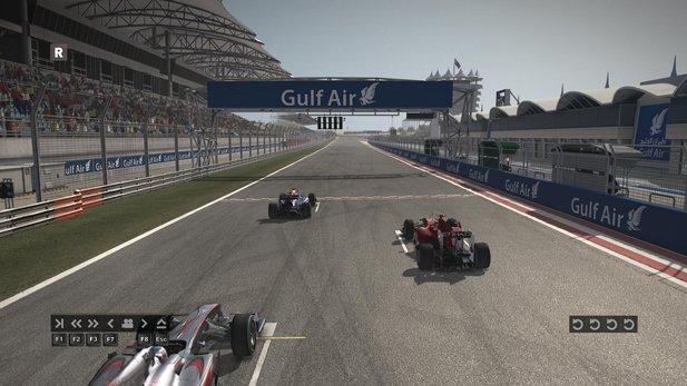Technik-Check: F1 2010 mit DirectX 11 - Vergleich zu DirectX