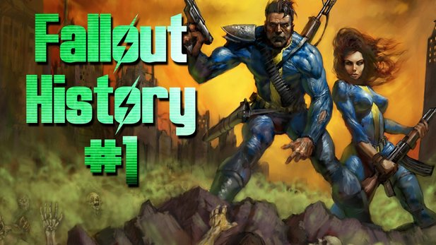 Fallout History - Teil 1 - Fallout (1997)