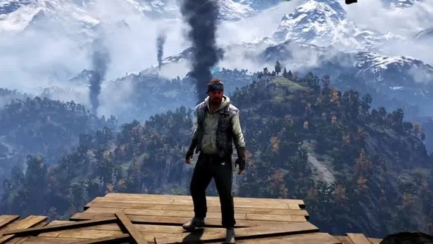 Far Cry 4 - Gameplay-Walkthrough des »Durgesh Gefängnis«-DLCs
