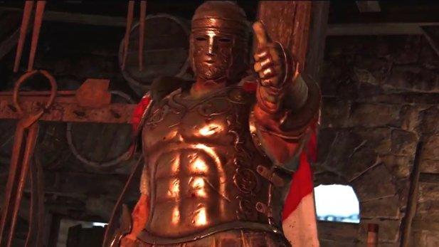 For Honor: Shadow & Might - Teaser-Video zu Season 2 zeigt neue Zenturio-Klasse