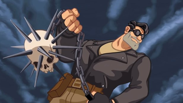 Full Throttle Remastered - Gameplay-Szenen im Making-of-Video