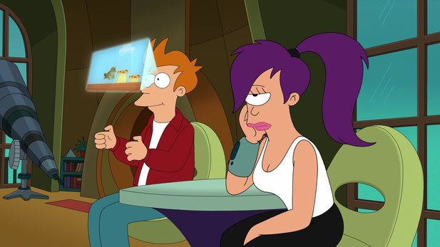Futurama: Worlds of Tomorrow - Teaser-Trailer zum kostenlosen Mobile-Game