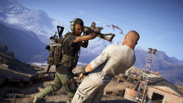 Ghost Recon: Wildlands knockt die Konkurrenz aus.