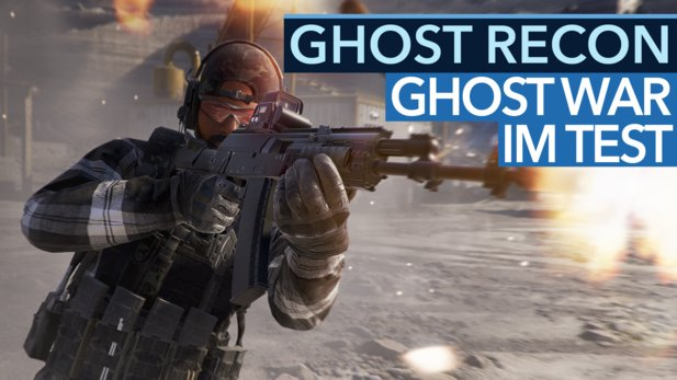 Ghost Recon: Wildlands - Ghost War PvP im Multiplayer-Testvideo