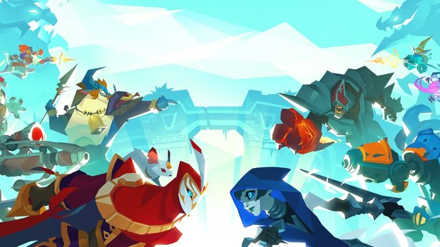 Gigantic - Launch-Trailer mit allen 19 Helden des Hero-Shooters