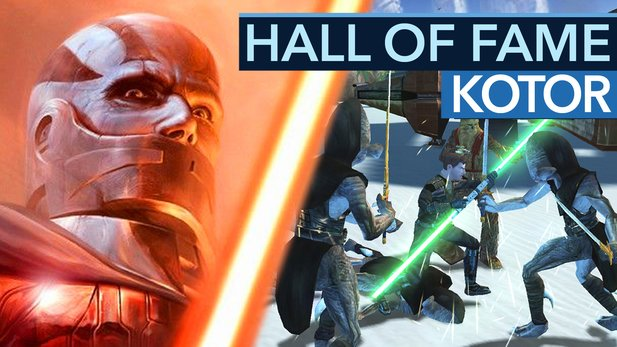 Hall of Fame der besten Spiele - Knights of the Old Republic