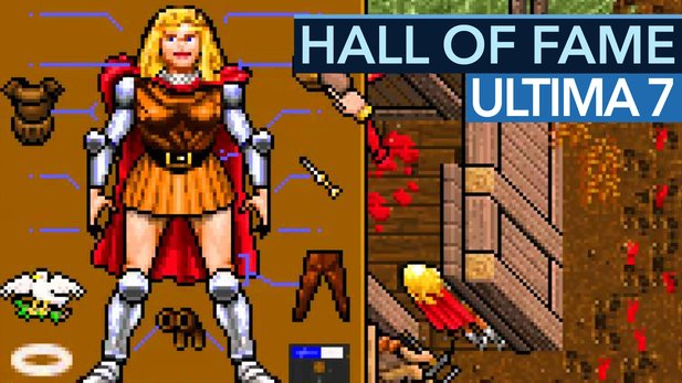 Hall of Fame: Ultima 7 - Die glorreiche Sieben