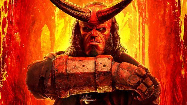 Hellboy - Blutiger Action-Trailer mit David Harbour vs. Milla Jovovich und jede Menge Monster