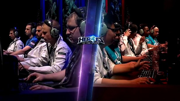 Heroes of the Storm - Trailer zur Weltmeisterschaft bei der Blizzcon 2015