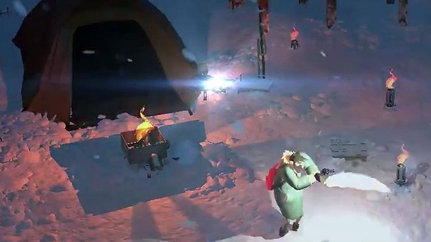 Impact Winter - Gameplay-Trailer verrät Release-Termin des eisigen Winter-Survivalspiels