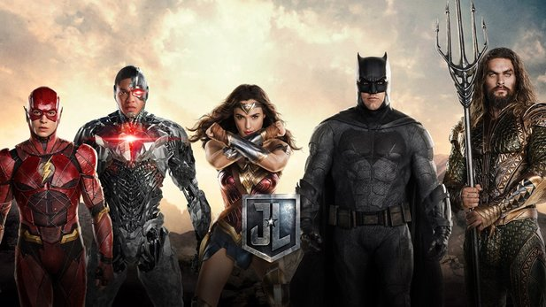 Justice League - Kino-Trailer: Alle Helden vereint - aber wo ist Superman?