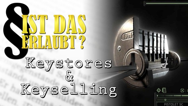 Game keys from abroad - is this allowed? - Stephan Mathé on keystores and keyselling