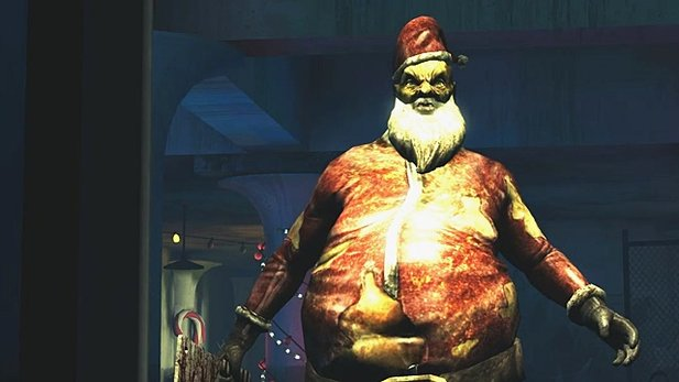 »Twisted Christmas Event«-Trailer zu Killing Floor