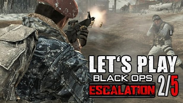 Black Ops - Escalation: Stockpile