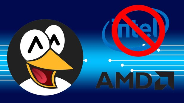 Linux developer Linus Torvald has switched from Intel to AMD.