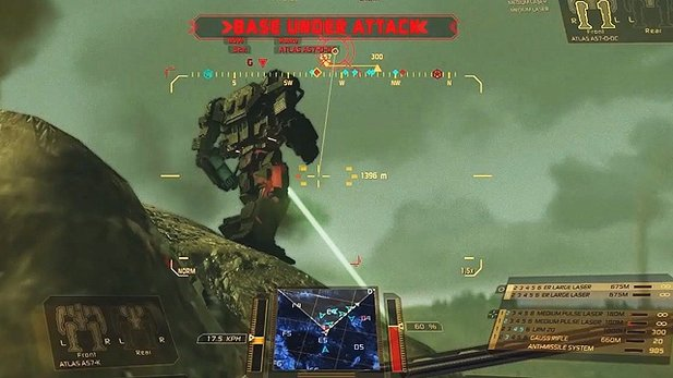 MechWarrior Online - Preview-Video