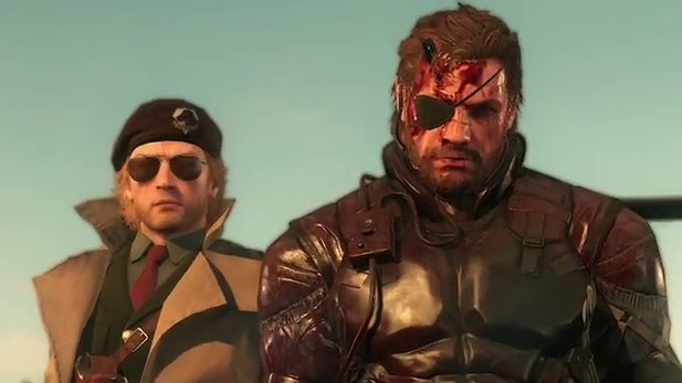 Metal Gear Solid 5: The Phantom Pain - Launch-Trailer