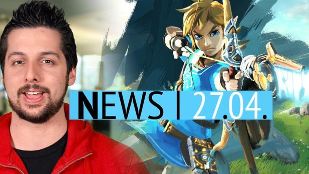 News: Zelda und Nintendo NX erst 2017 - Call of Duty: Infinite Warfare angeblich geleakt