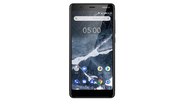 Nokia 5.1 Plus (2018): Dank Android One Updates bis Android 10 garantiert.
