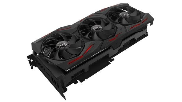 Custom Design (Asus ROG Strix)