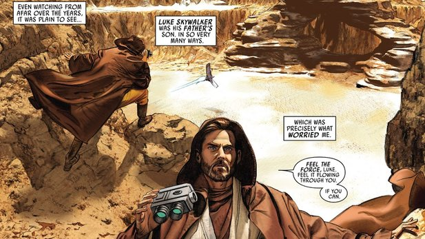 Obi-Wan Kenobi in den Star Wars-Comics von Marvel
