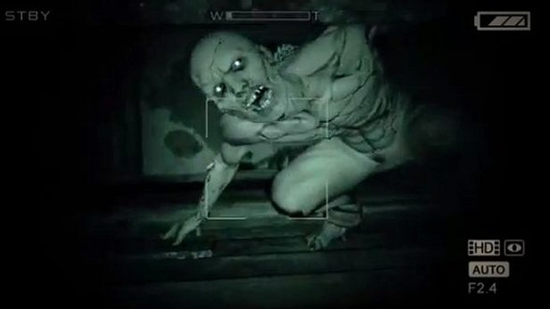 Outlast - Test-Video zum Horror-Shocker