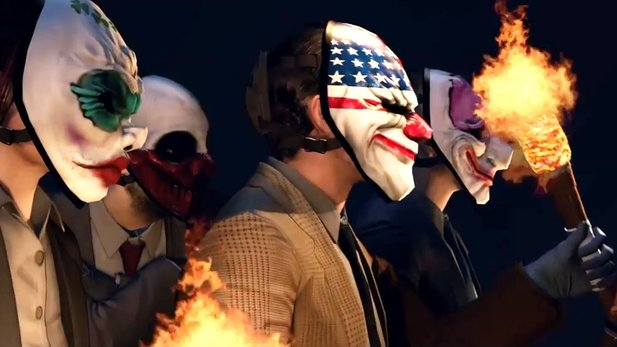 Payday 2 - DLC-Trailer »Road to Crimefest«