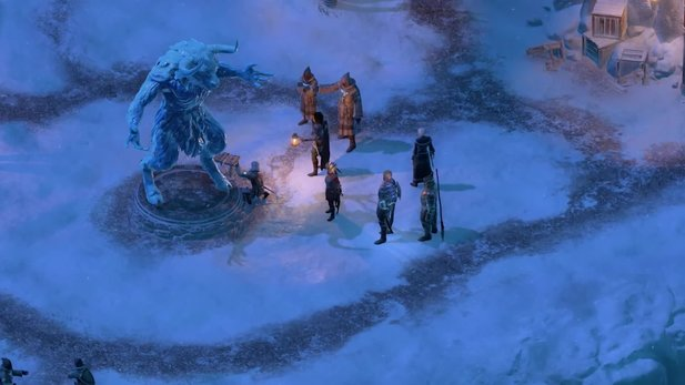 Pillars of Eternity 2: Deadfire - Launch-Trailer zum ersten DLC »Beast of Winter«
