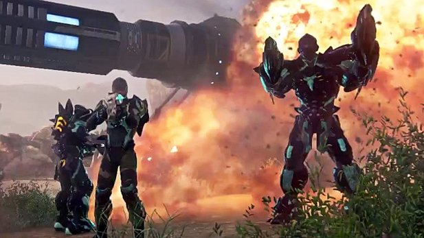 E3-Trailer zum Multiplayer-Shooter