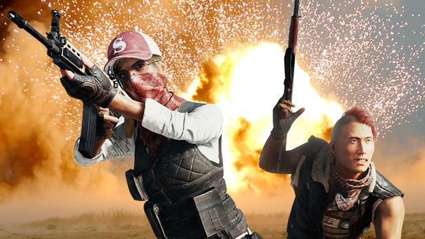Playerunknown's Battlegrounds - Spieler jubeln im Launch-Trailer zum Battle-Royal-Shooter