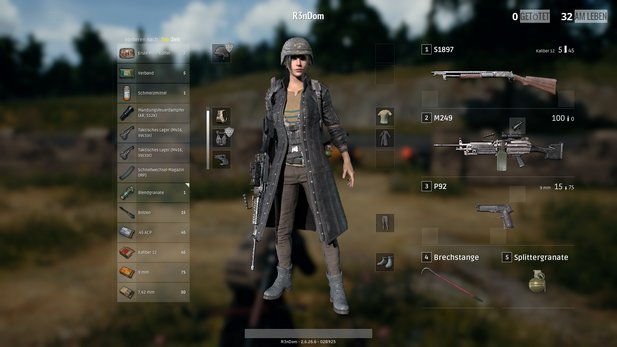 Playerunknown's Battlegrounds hat den Battle-Royale-Shooter populär gemacht.