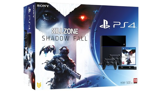 Killzone: Shadow Fall-Paket