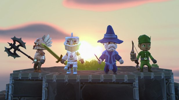 Portal Knights - Gameplay-Trailer zur kostenlosen Trial-Version