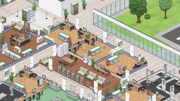 Project Hospital - Gameplay-Trailer zur Krankenhaus-Sim
