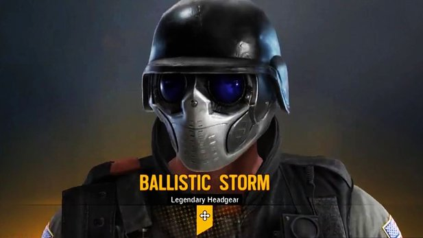 Inhalte der Alpha Packs: Headgear