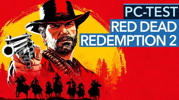 Red Dead Redemption 2 - Test-Video zur PC-Version
